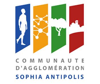 Référence SPR - Communauté d'Agglomération Sophia Antipolis
